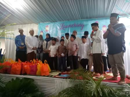 Launching Kampoeng Tahfidz Cilik