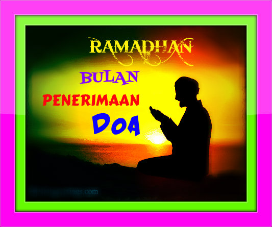 Tahukah Kamu Kapan Waktu Mustajabah Ketika Berdoa di Bulan Ramadhan?