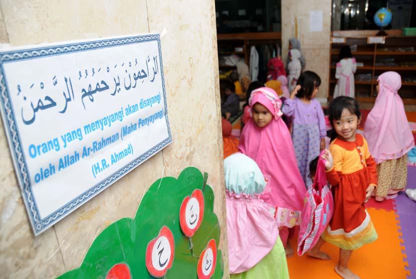 Jurus Jitu Agar Anak Gemar Pergi ke Masjid