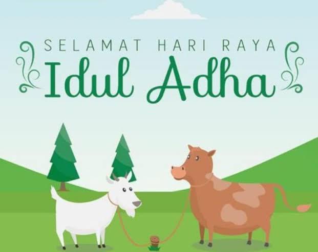 Idul Adha Para Santri Penghafal Qur'an