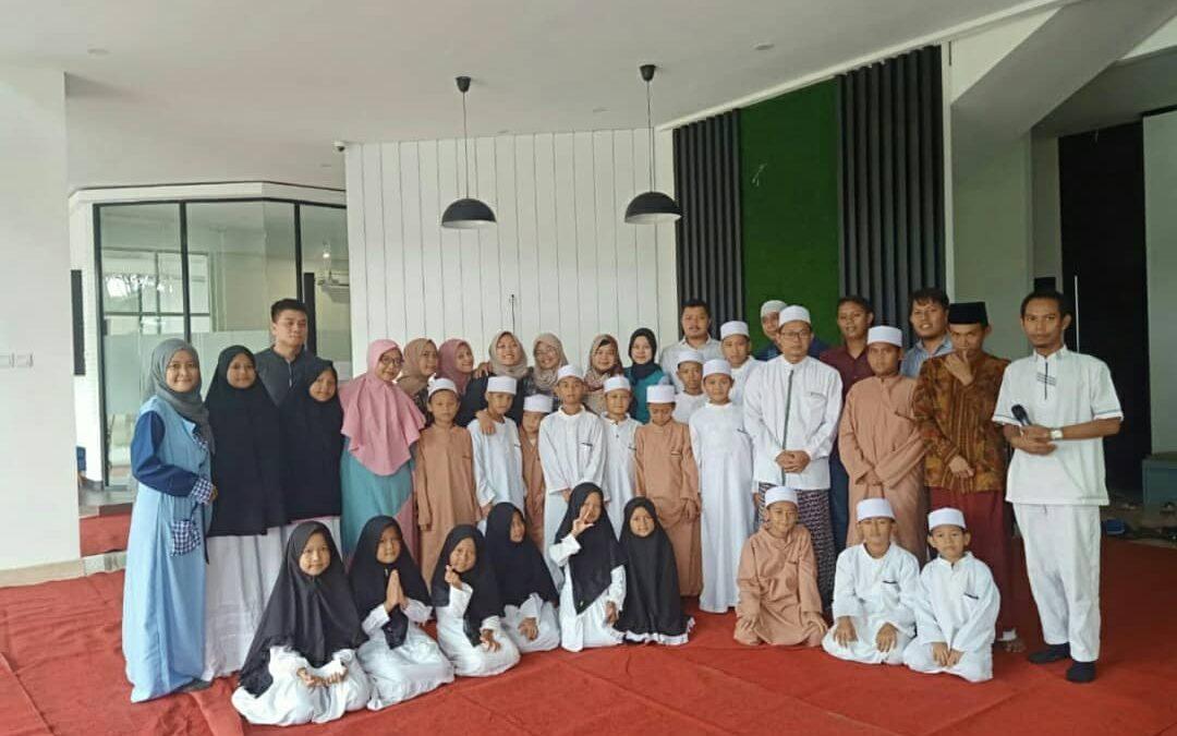 Khotmil Qur'an bersama PT. Gos Indo Raya BSD