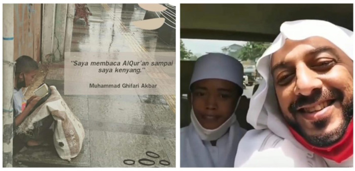 Anak Pemulung ini Bisa Umroh Gratis Karena Keberkahan Al Quran