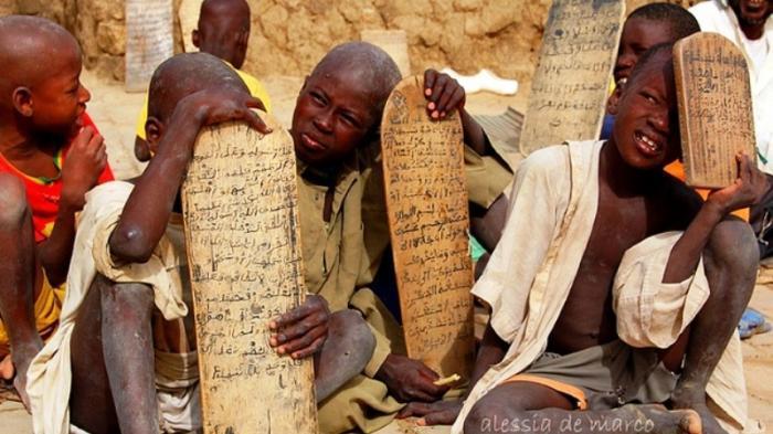 Perjuangan Anak-anak di Afrika dalam Menghafal Al Qur'an